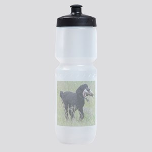 This Dog Can Hunt Sports Bottle