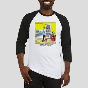 5835_science_cartoon Baseball Jersey