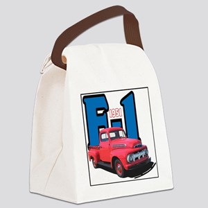 51-F1-4 Canvas Lunch Bag