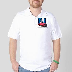 51-F1-4 Golf Shirt