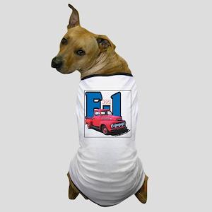 51-F1-4 Dog T-Shirt