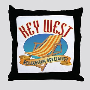 Key West Relax - Throw Pillow