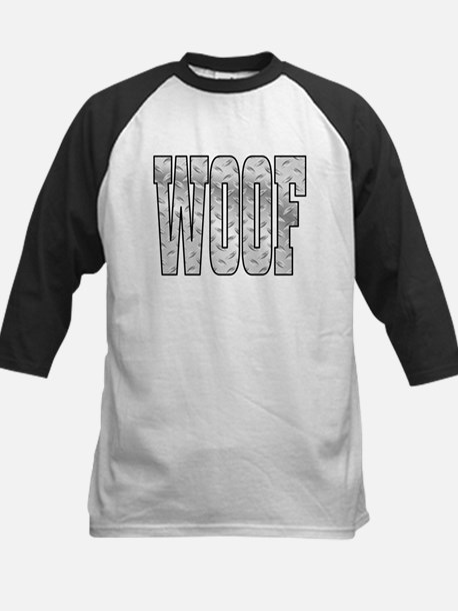 DiamoPnd late Woof Kids Baseball Jersey