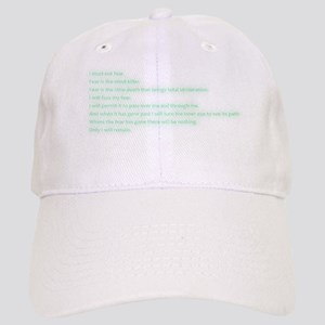 Dark shirt litany of fear Cap