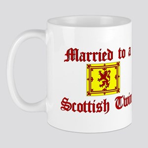 Scottish Twin (Married To) Mug