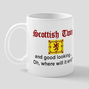 Scottish Twin (Good Looking) Mug