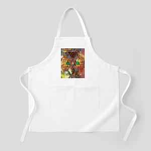 Metatron-Colorscape-Mandala-Poster Apron