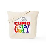 CUPID IS GAY Tote Bag