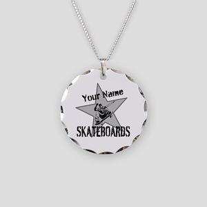 Custom Skateboards Necklace