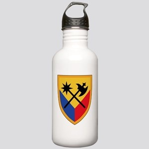 194th Armored Brigade Stainless Water Bottle 1.0L