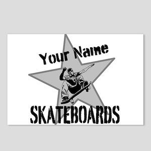 Custom Skateboards Postcards (Package of 8)