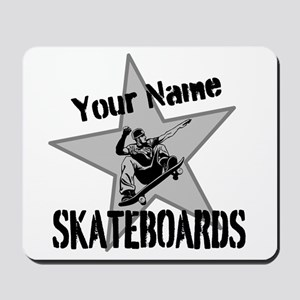Custom Skateboards Mousepad