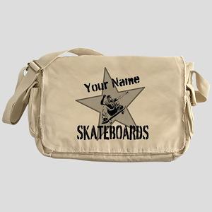 Custom Skateboards Messenger Bag