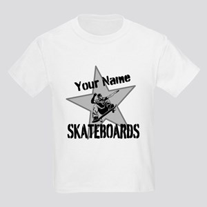 Custom Skateboards T-Shirt