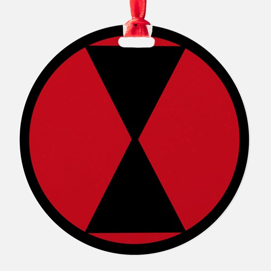 7th Infantry Division Ornament