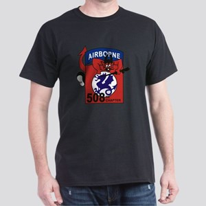 508th PIR Dark T-Shirt