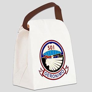 501st airborne squadron Canvas Lunch Bag