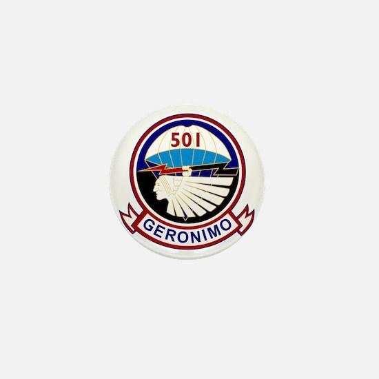 501st airborne squadron Mini Button