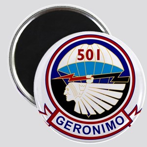 501st airborne squadron Magnet