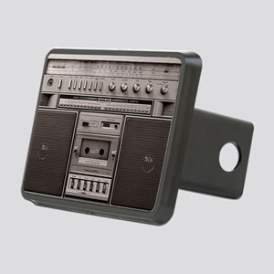 boombox Rectangular Hitch Cover