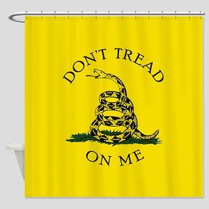 Original - Dont Tread On Me Shower Curtain