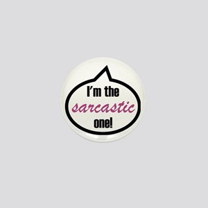 Im_the_sarcastic Mini Button