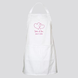 Custom Wedding Favor Apron