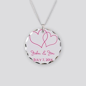 Custom Wedding Favor Necklace