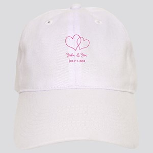 Custom Wedding Favor Baseball Cap