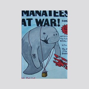 CPMANATEESATWAR Rectangle Magnet