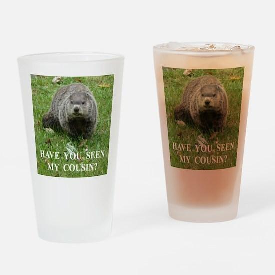 GrdHog1010c Drinking Glass