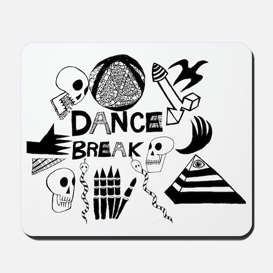 Dance Break Mousepad