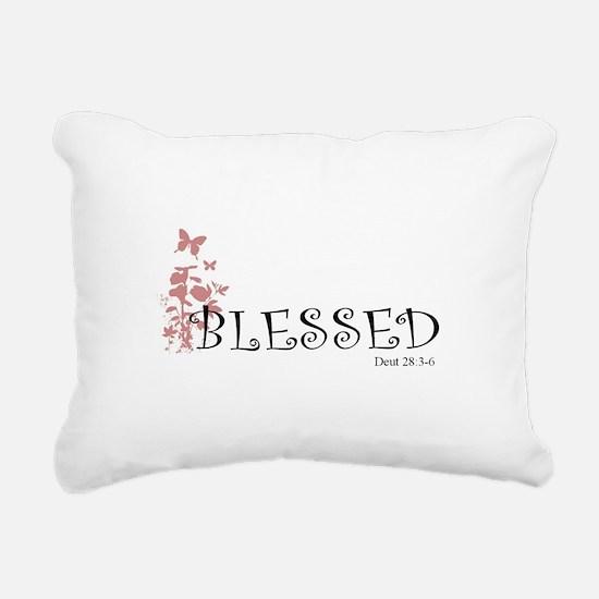 Funny Christian Rectangular Canvas Pillow
