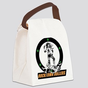 rtr_logo in color copy Canvas Lunch Bag