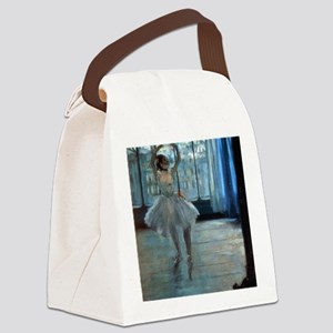 Dancer in Front of a Window by Ed Canvas Lunch Bag