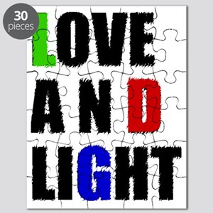 Love and Light Mas Puzzle