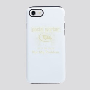 Retired Postal Worker iPhone 7 Tough Case