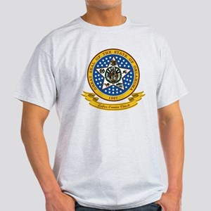 Oklahoma Seal Light T-Shirt
