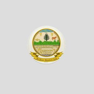 Vermont Seal Mini Button