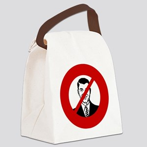no-bosses Canvas Lunch Bag