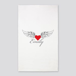 Angel Wings Emily 3'x5' Area Rug