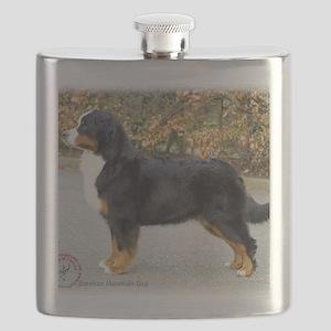 Bernese Mountain Dog 9T066D-221 Flask