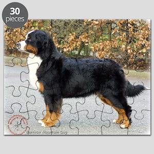Bernese Mountain Dog 9T066D-221 Puzzle