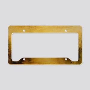 Chichester Canal by Joseph Ma License Plate Holder