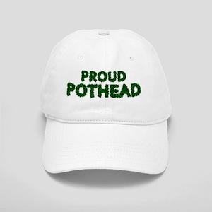 proudpothead_blk Cap