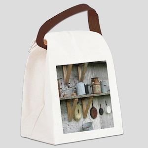 VintageRustyHousewaresToteBag Canvas Lunch Bag
