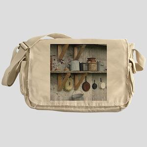 VintageRustyHousewaresToteBag Messenger Bag