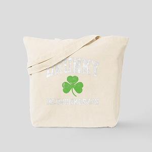 Drunky -blk Tote Bag