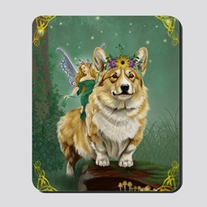 fairy steed Mousepad