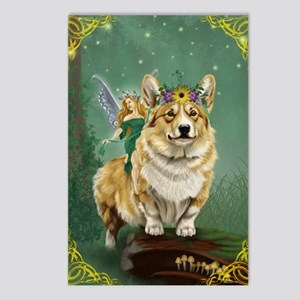 fairy steed Postcards (Package of 8)